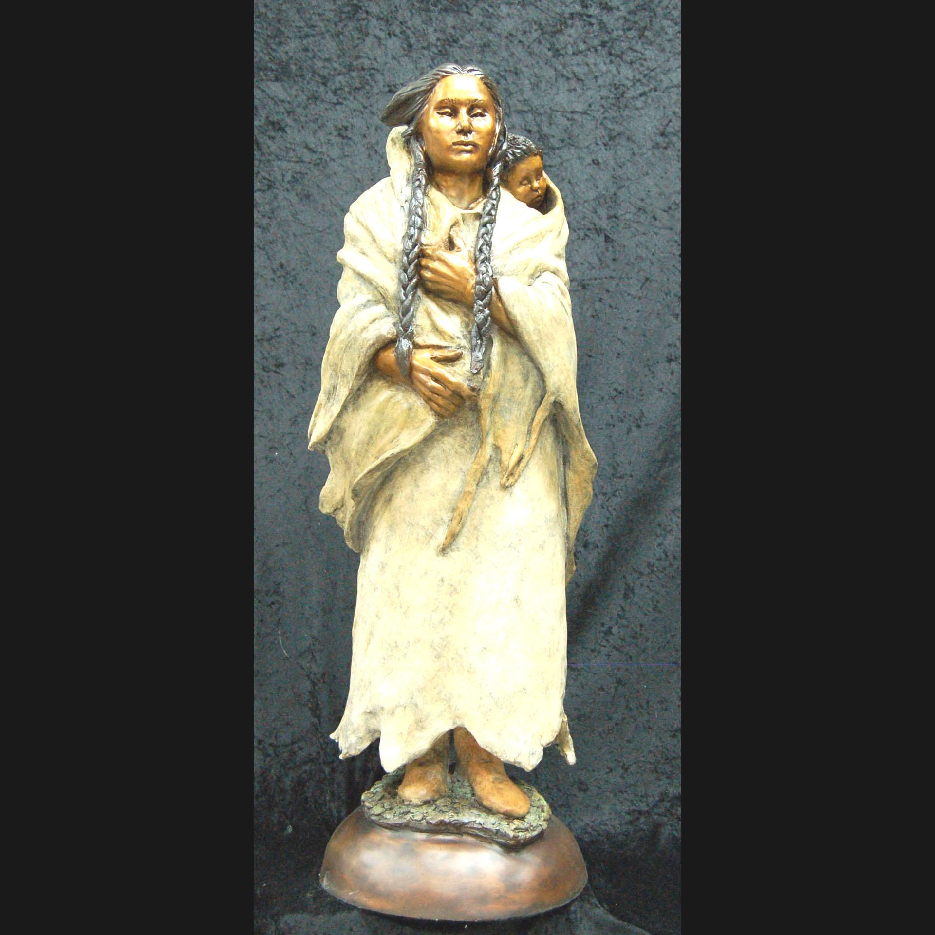 Sacagawea Bronze for Zapp (1)